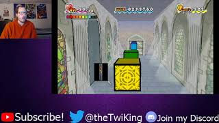 Super Paper Mario | Session 5
