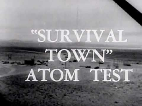 """Survival Town"" Atom Test"