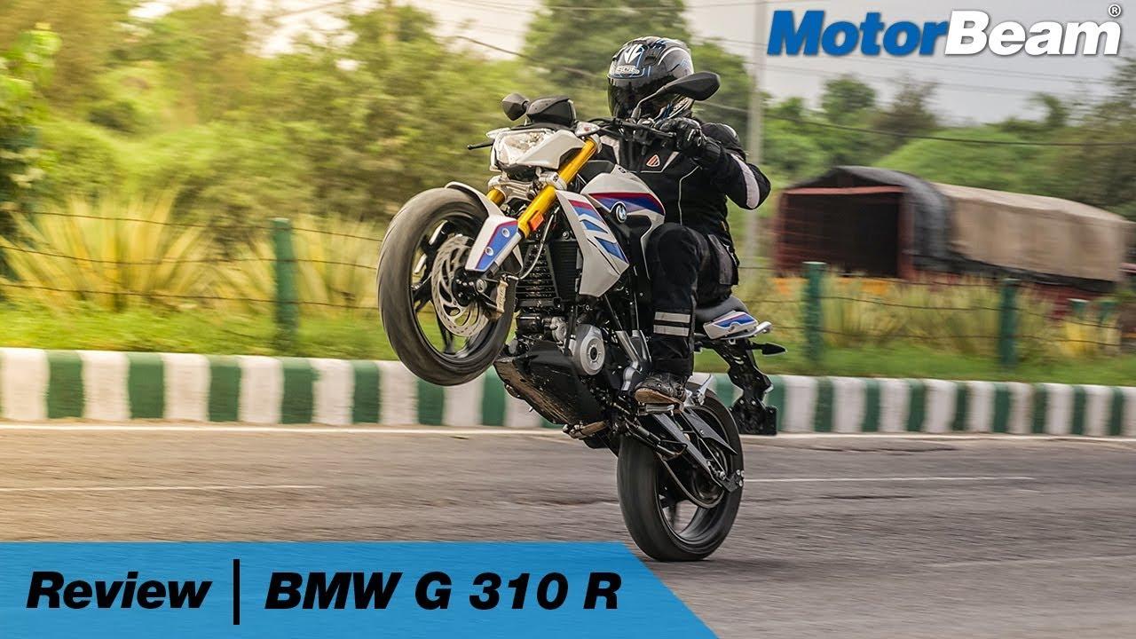 video BMW G 310 R