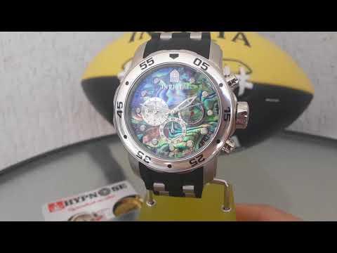 Relógio Invicta Pró Diver. Ref 24838 prata original