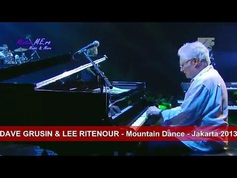 DAVE GRUSIN & LEE RITENOUR - Mountain Dance - Jakarta 2013