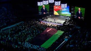 """Лукашенко неожиданно приехал на женский форум """"За Беларусь"""""""