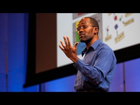 Video image: String theory and the hidden structures of the universe - Clifford Johnson