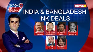 PM Modi, Sheikh Hasina Hold Delegation-Level Talks | India-Bangladesh Ink Deals | NewsX