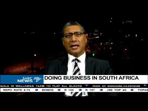 Doing business in South Africa: Gasant Orrie