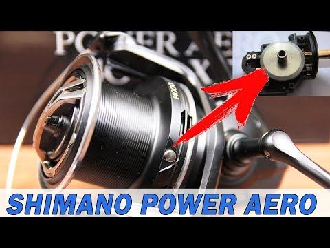 Новый лидер карповых катушек 2018?!  Shimano Power Aero