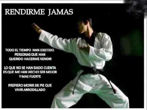 Motivación Taekwondo