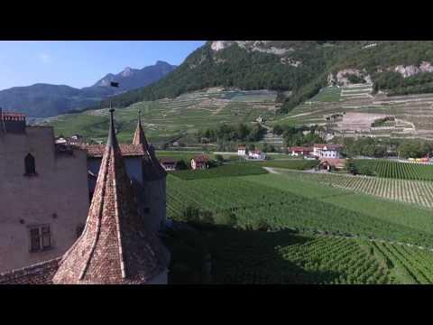 Château Aigle , Vaud Suisse