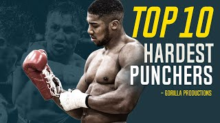 Top 10 Hardest Punchers In Boxing (circa 2020) | GP