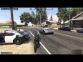 PS4 GTAV  online # 42 cops and robbers Code Zero Style