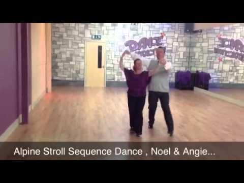 Alpine Stroll Sequence Dance