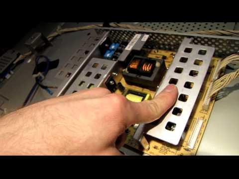 DIY VGA monitor from old TV parts