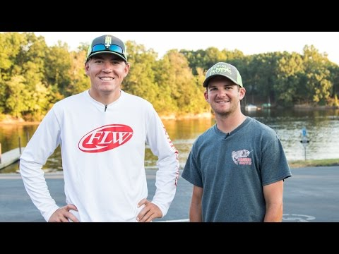 Lake Norman Practice Wrap-up with Shane Lehew, David Dudley and Wesley Strader
