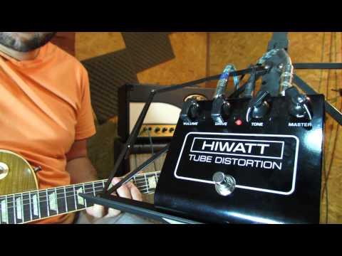 Pedal Hiwatt ( Roberto Studio MB)