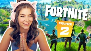 FORTNITE CHAPTER 2 First Impressions