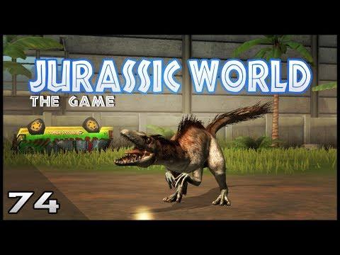 Jurassic World || 74 || Tanycolagreus