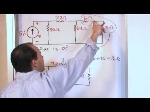 Series and Parallel Resistors in Electric Circuits thumbnail
