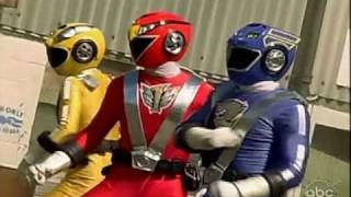 Power rangers RPM special movie.