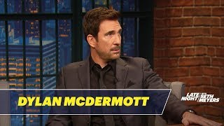 Dylan McDermott Was Pulled Off Stage at the Comedy Cellar