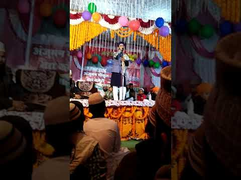 Saif Raza Kanpuri New naat Raighar odisa 2017