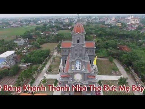 Giáo giâu bảy-Đền thánh Ninh Cường-Giáo phận Bùi Chu