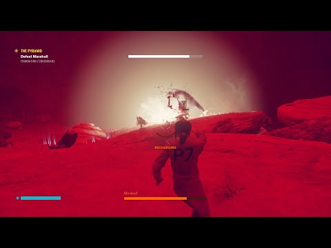 Control The Game: Foundation DLC Boss fight - WITHOUT The Former Backups |