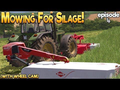 The West Coast - Farming Simulator 17 -  Ep.4 (with Wheel Cam)
