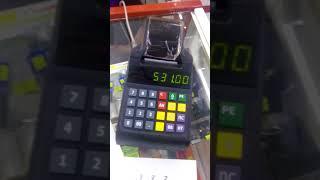 ошибка на АТОЛ 90Ф при оформление кассового чека коррекции расхода