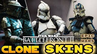 NEWS UPDATE! CLONE WARS HELDEN PREISE, GAMESCOM, CLONE SKINS | #BATTLEFRONT2 NEWS