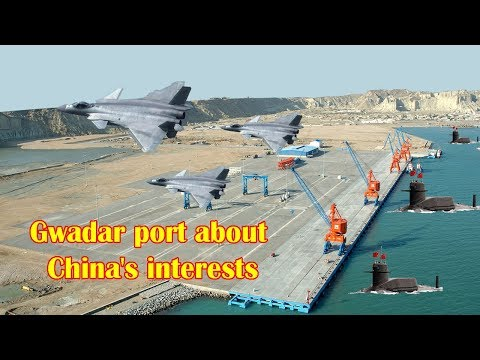Gwadar port about China's interests, not Pakistan's: US think-tank