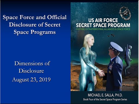 Space Force and Official Disclosure of the USAF Secret Space Program