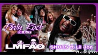 LMFAO - Shots [MP3/Download Link] + Full Lyrics