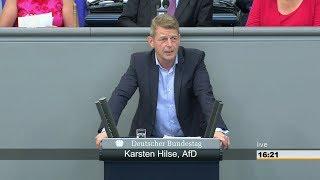 Weltuntergangspropheten und Umweltzerstörer - Karsten Hilse AfD 05.06.2019 - Bananenrepublik