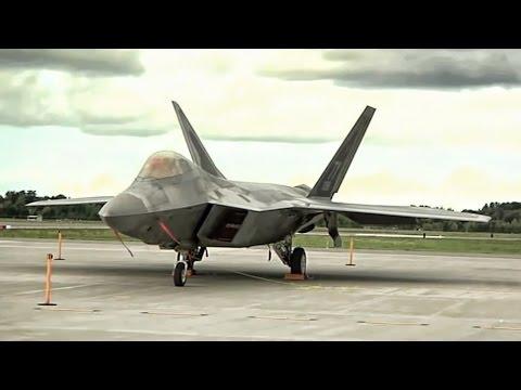 USAF F-22s Join A-10s At Ämari Air Base As Signal To Putin
