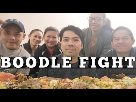 Boodle Fight | Mukbang With A Twist