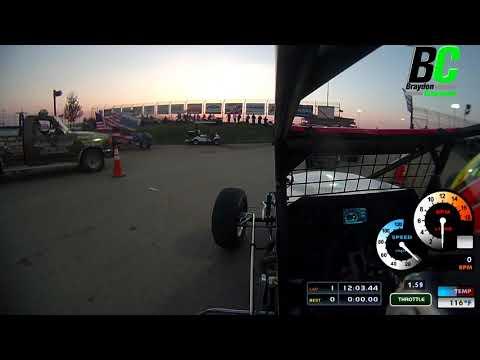 Lucas Oil Speedway Hotlaps