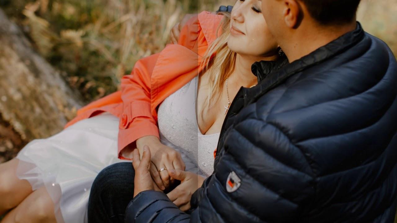 Emilia i Patryk zdjęcia brzuszkowe w lesie