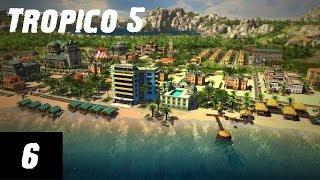 Tropico 5 #6 - Wissenswertes über Tornados [Kampagne][deutsch] - Let´s Play Tropico 5