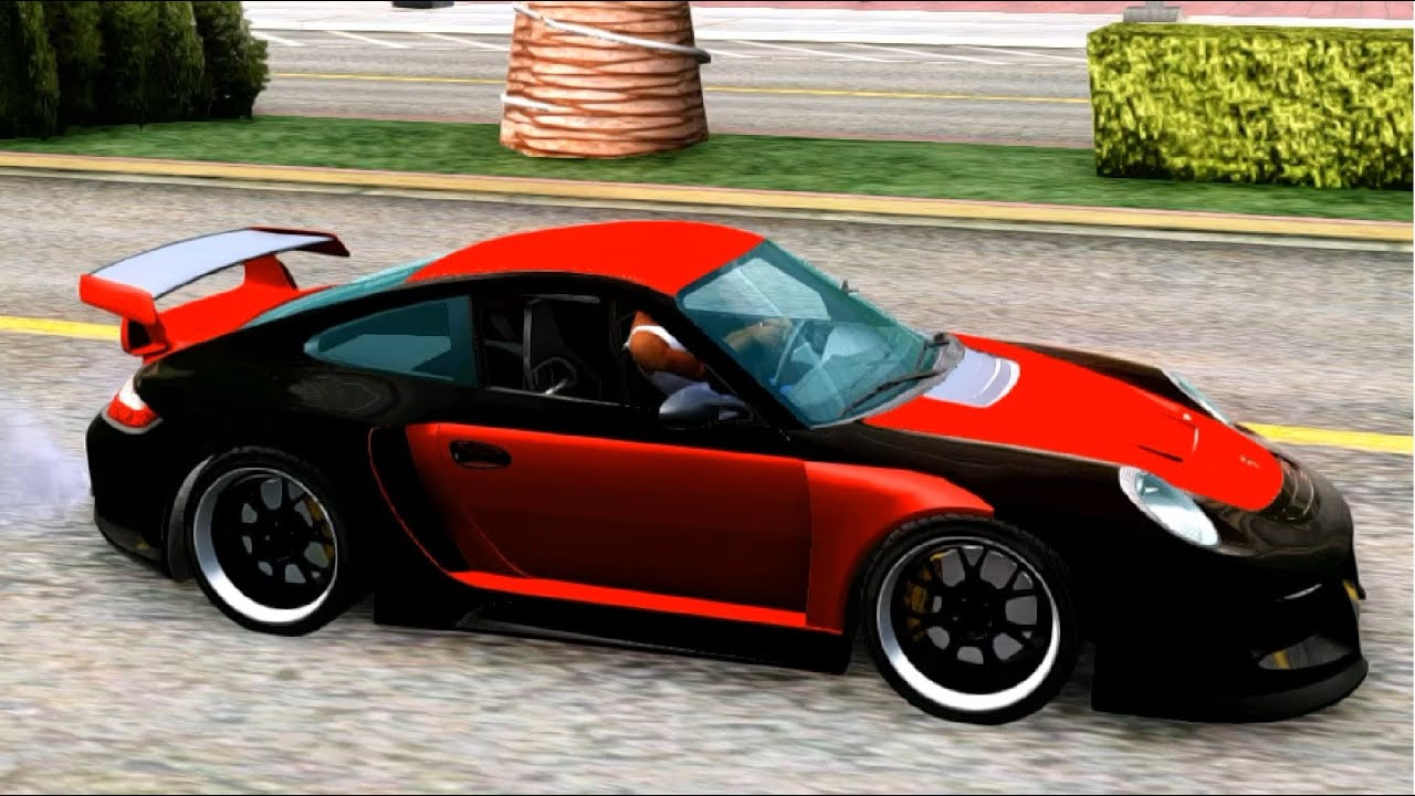 porsche 911 gt2 nfs undercover gta mod youtube. Black Bedroom Furniture Sets. Home Design Ideas