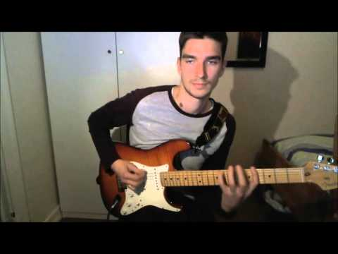 Born to Praise - Planetshakers - Guitar cover