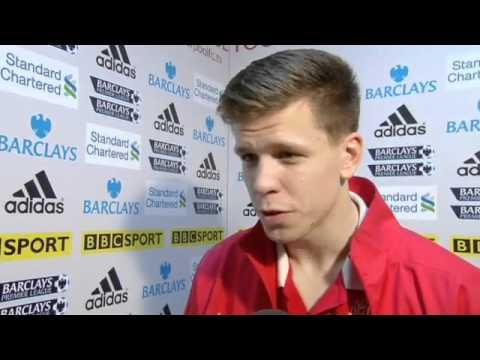 Wojciech Szczesny Post Match Interview: Arsenal 2-1 Liverpool