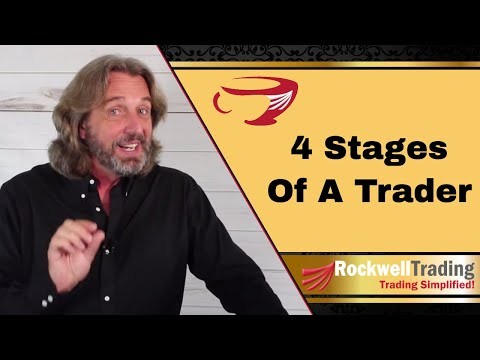 4 Stages Of A Trader – Here's How to Become a Profitable Trader