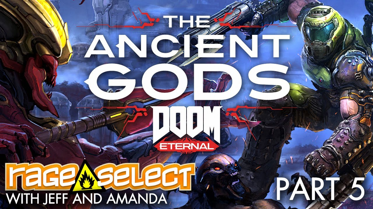 DOOM Eternal: The Ancient Gods (Sequential Saturday) - Part 5