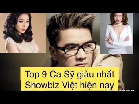 Top 9 ca sỹ giàu nhất showbiz Việt hiện nay, Đàm Vĩnh Hưng Lệ Quyên quá khủng | Tóm tắt các tài liệu về ca sĩ giàu nhất việt nam hiện nay đầy đủ nhất