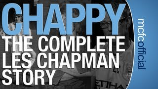 CHAPPY The Complete Les Chapman Story