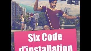 Sims 3 : Six code d'installation