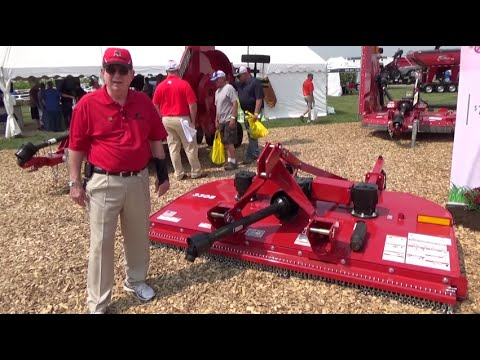 Bush Hog Introduces New 3308 Rigid Deck Cutter