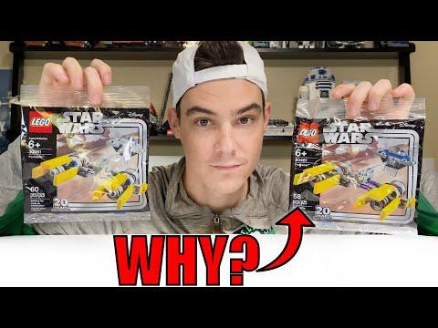 Why Did LEGO Change This LEGO Star Wars Set?