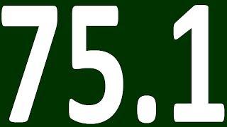 КОНТРОЛЬНАЯ  АНГЛИЙСКИЙ ЯЗЫК ДО ПОЛНОГО АВТОМАТИЗМА С САМОГО НУЛЯ  УРОК 75 1 УРОКИ АНГЛИЙСКОГО ЯЗЫКА