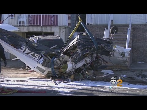 Bayonne Plane Crash 911 Calls